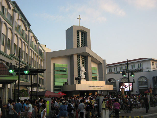 Image result for mass in st jude mendiola