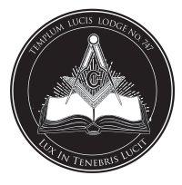 Templum Lucis No. 747 Logo