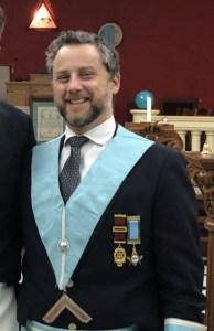 W. Bro. Sotiris Sakerllarios
