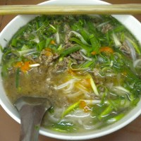 """""""One Please!"""" (Take Two) - Bowls of Pho, Glasses of Bia Hoi, and Other Street Eats in Hanoi"""