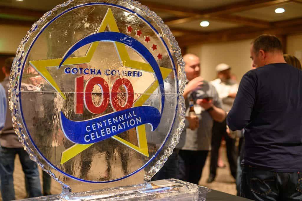 This year's theme was Centennial Celebration to commemorate reaching 100 franchise locations!