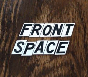 Front/Space