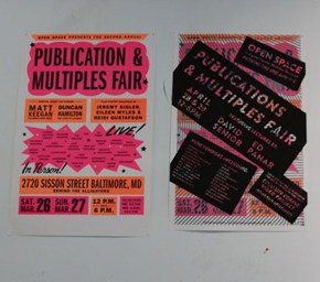 A Conversation with Carey Chiaia of The Publications and Multiples Fair