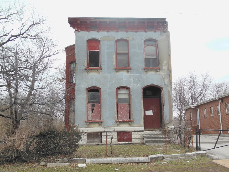2900 St. Louis Avenue in the JeffVanderLou neighborhood.