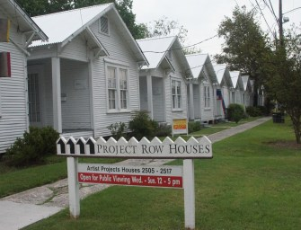 Project Row Houses: An Interview with Rick Lowe, part 2