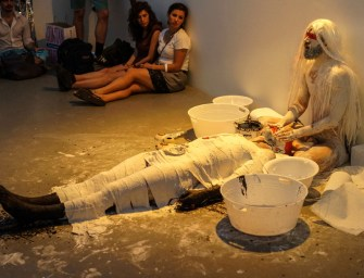 """An Image is a Puzzle: 'Fixing' Performance Art in """"Body as Omen"""""""