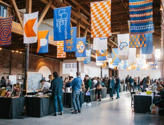 The Alternative Art School Fair at Pioneer Works