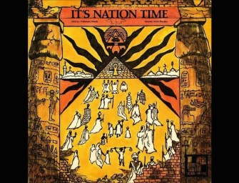 Nation Time (an inauguration playlist)