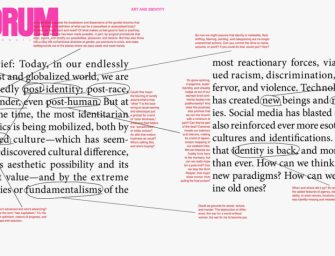 Complicit and Culpable? A conversation about Artforum