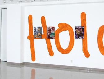 "Holding: Democracy, Play and the Public in Erin Hayden's ""Hold Me"" at UIS Visual Art Gallery"