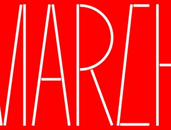 MARCH: a journal of art & strategy