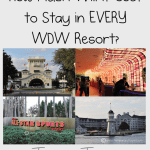How Much Will it Cost to Stay in EVERY WDW Resort