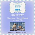 Show Your Disney Side Giveaway