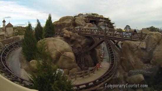 Seven Dwarfs Mine Train Ride Update