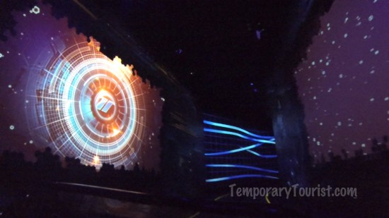 Test Track at Epcot Front Row POV Ride