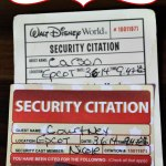 Seriously?!?!? Our Kids Were Cited by Disney Security