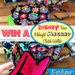 The Non May Holiday Weekend Disney Vera Bradley Giveaway