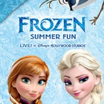 New 'Frozen Summer Fun' guidemaps at Disney's Hollywood Studios