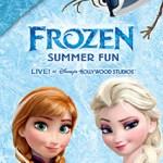 New 'Frozen Summer Fun' guidemaps at Disney's Hollywood Studios