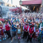 Hogwarts Express Reaches One Million Passengers in 5 weeks