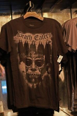 Deatheater Wear from Borgin & Burkes Knockturn Alley