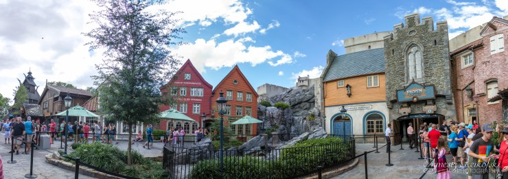 Frozen Ever After in Epcot's Norway Pavilion