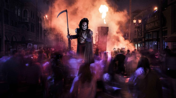 UNIVERSAL ORLANDO RESORT REVEALS EARLIER-THAN-EVER OPENING DATE FOR HALLOWEEN HORROR NIGHTS 2019
