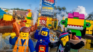 LEGOLAND® Florida Resort to Open THE LEGO® MOVIE™ WORLD on March 27
