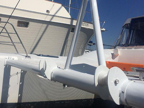 Seawind Cross Beam