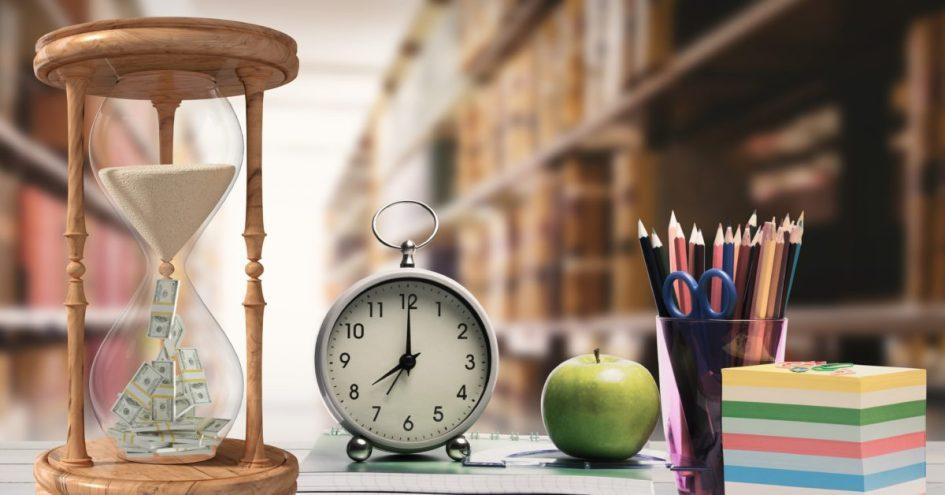 pour 1 tâche 4 possibilités supprimer - réaliser aussitôt - déléguer - planifier
