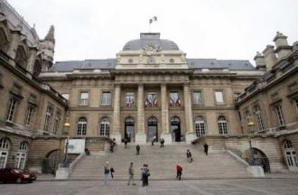 Le Palais de justice de Paris (Sipa)