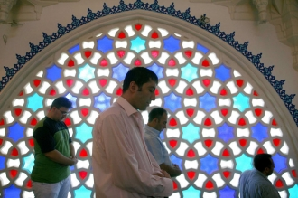 L'Institut Buhara, comme se nomme cette école, a été créé par les 300 membres d'une mosquée de Berlin associée au soufisme, une tradition mystique de l'Islam.