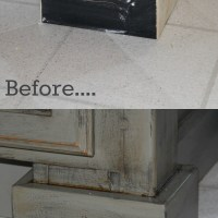 How to: Kitchen Island Makeover