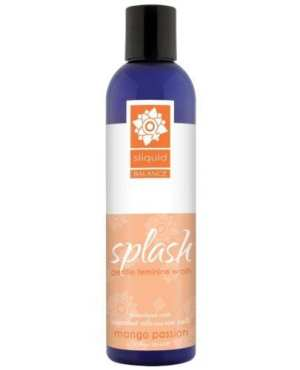 Sliquid Splash Feminine Wash - 8.5 oz Mango Passion
