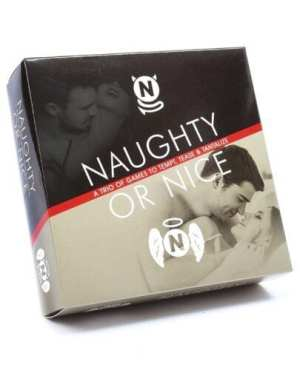 Naughty or Nice - A Trio of Games to Tempt