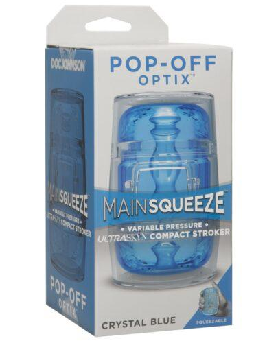 Main Squeeze Pop Off Optix - Crystal Blue