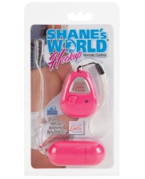 Shane's World Hookup Remote Control - Pink