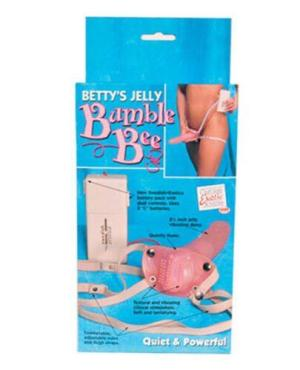 Betty's Jelly Bumble Bee