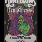 Temptress Monte Luna 20211018 Kung Fu Necktie flyer