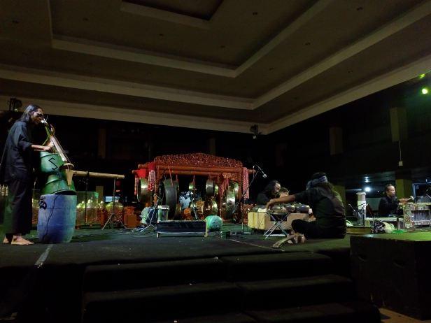 Mo'ong n friends ensemble - Yogyakarta
