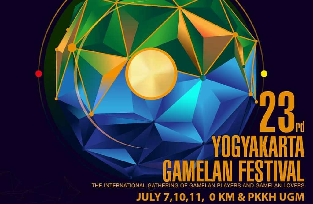 Yogyakarta Gamelan Festival (YGF) 2018