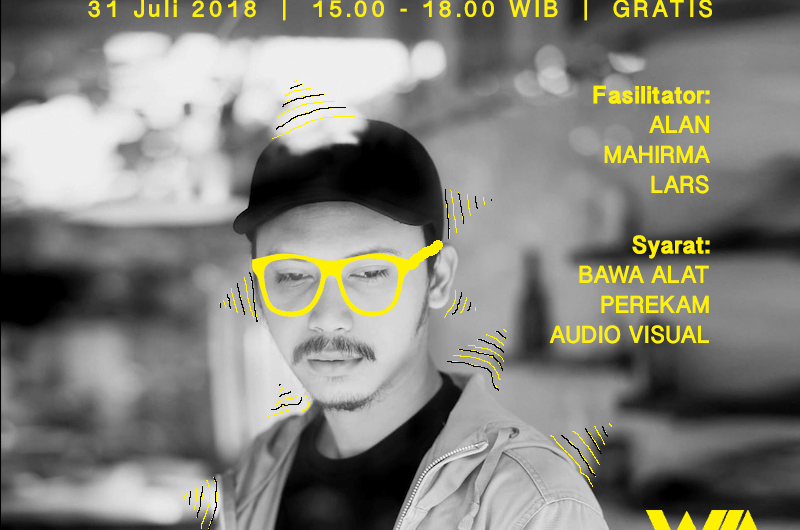 Workshop Video Musik FKY 30 oleh PEHAGENGSI