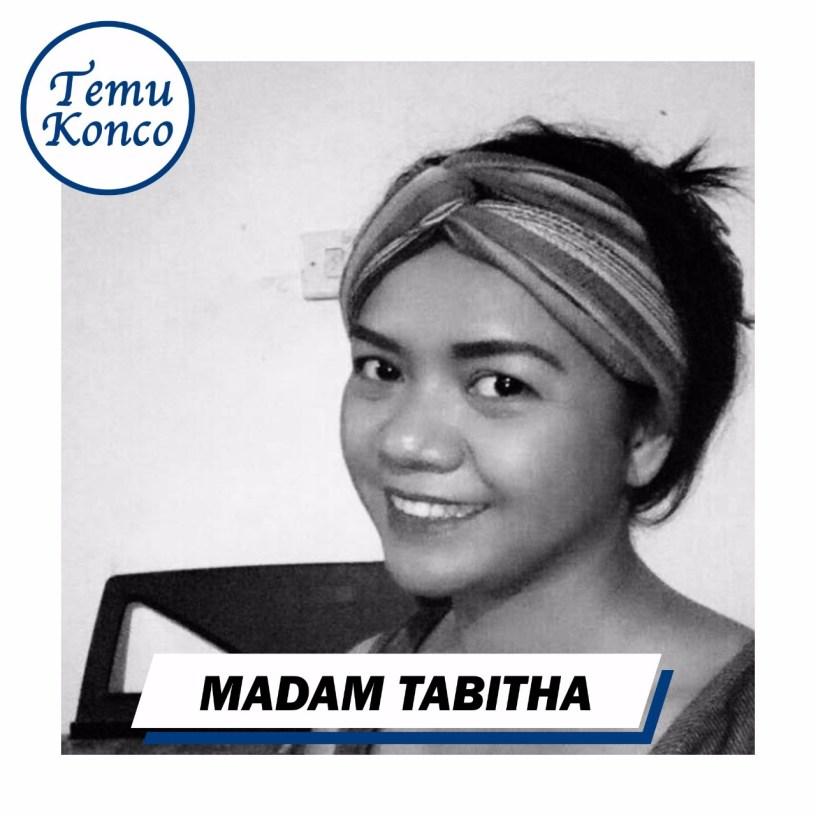 [TemuKonco Podcast Eps. 16] Madam Tabitha - Tarot
