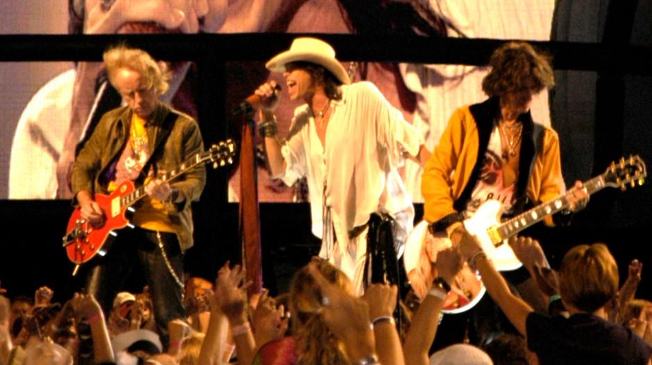 Aerosmith terkenal