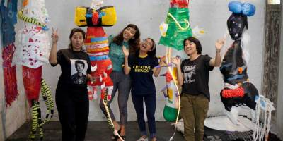 Pembukaan Platform Perupa Muda Biennale Jogja XV 2019_Tactic_Portrait