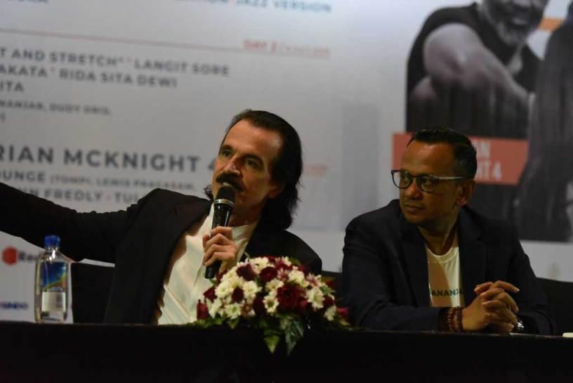 Prambanan Jazz 2019 Yanni
