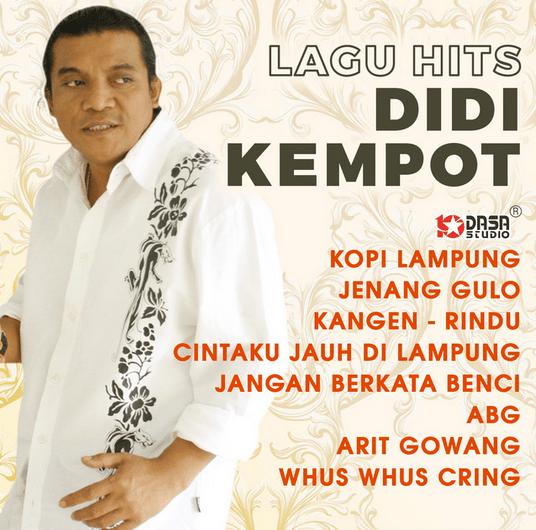 "Lagu hits Didi Kempot sebelum ""Sobat Ambyar"""