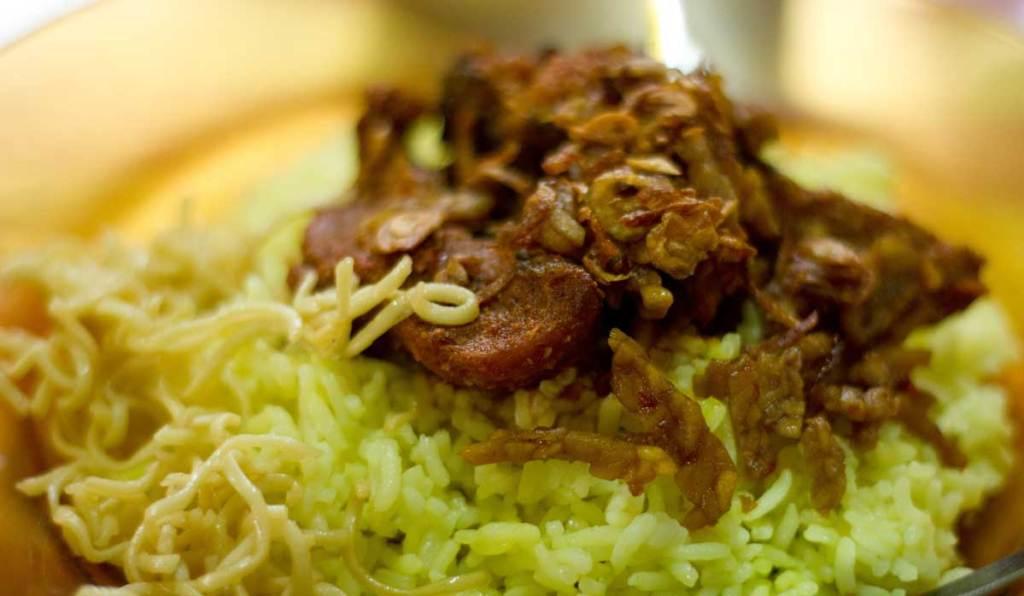 Nasi Kuning Balikpapan