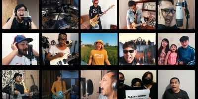 Musik Video The Alamanders - Alasan Bertemu