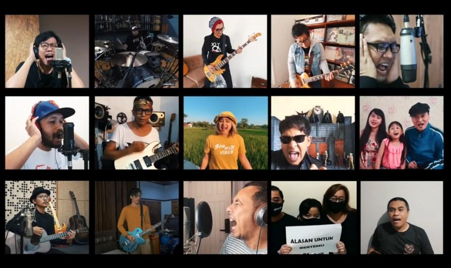 Musik Video The Alamanders – Alasan Bertemu